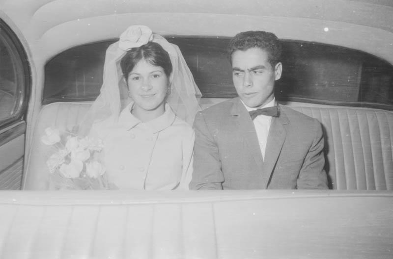 Novios recién casados III