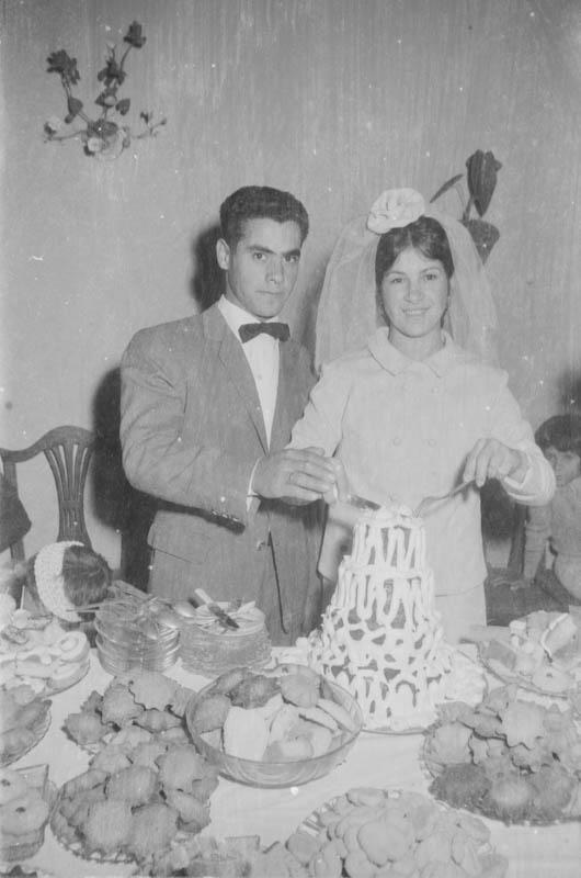 Novios recién casados IV