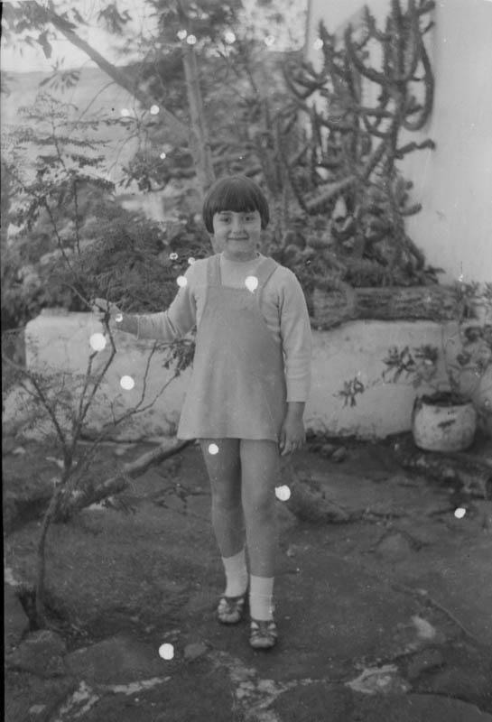 Iraida Reyes Barreto  en Máguez