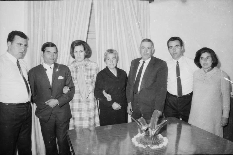 Familiares de Juan Villalba