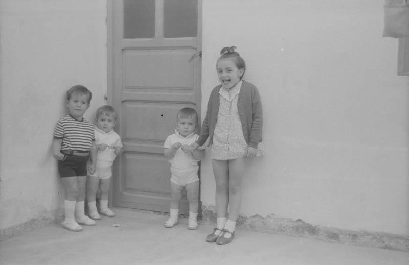 Niños en Arrecife I