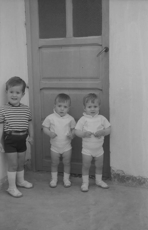 Niños en Arrecife III