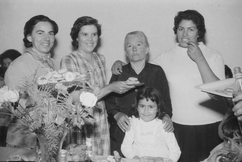 Celebración de boda en  Máguez I