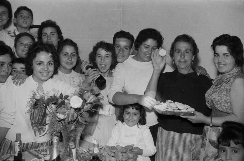Celebración de boda en  Máguez II