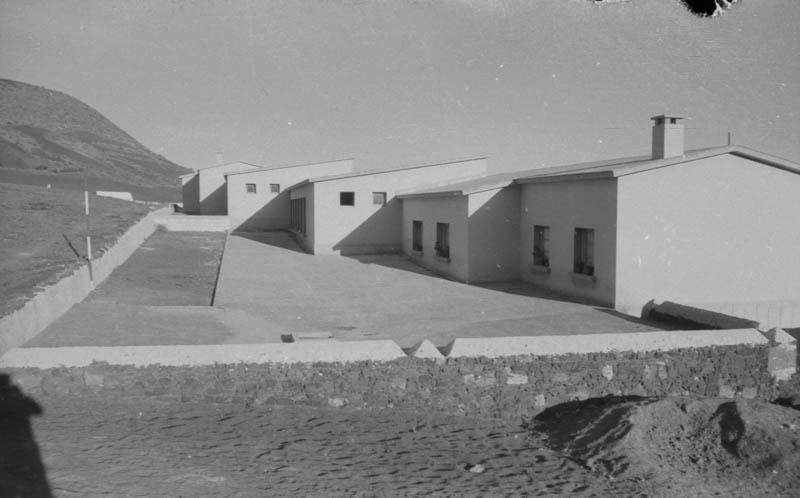 Construcción de las Escuelas de Máguez II