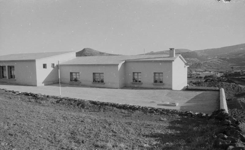 Construcción de las Escuelas de Máguez III