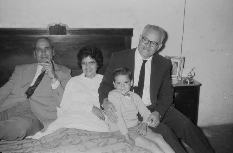 Familia Navarro en Haría I