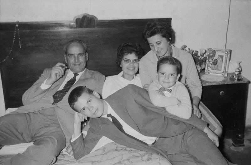 Familia Navarro en Haría II