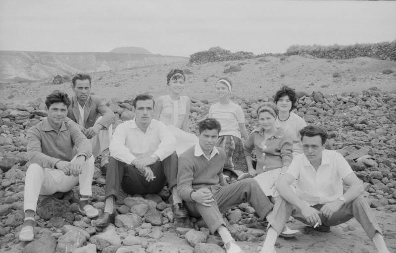 Jóvenes en La Garita - Arrieta I