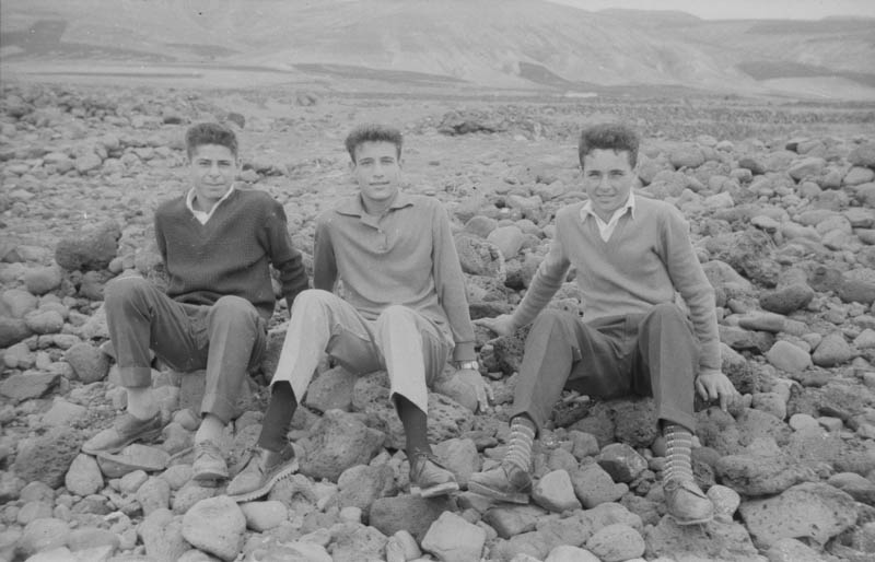Jóvenes en La Garita - Arrieta III