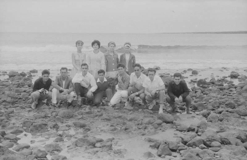 Jóvenes en La Garita - Arrieta II