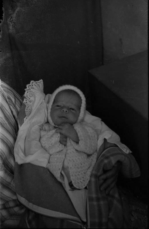 Bebé en Haría