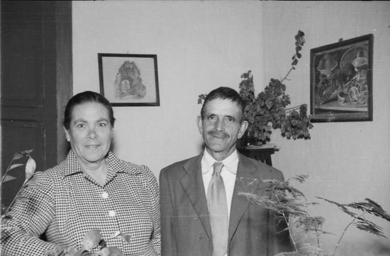Matrimonio de Máguez