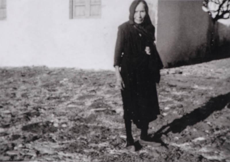 Doña Enriqueta Viña Lemes