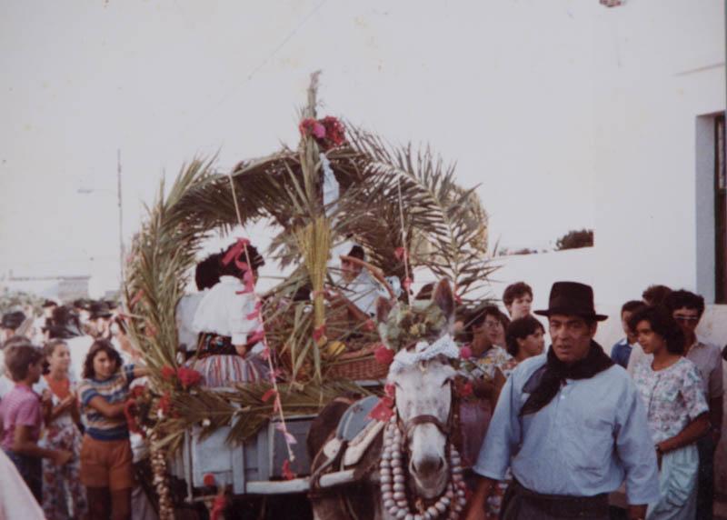 Romería de San Bartolomé