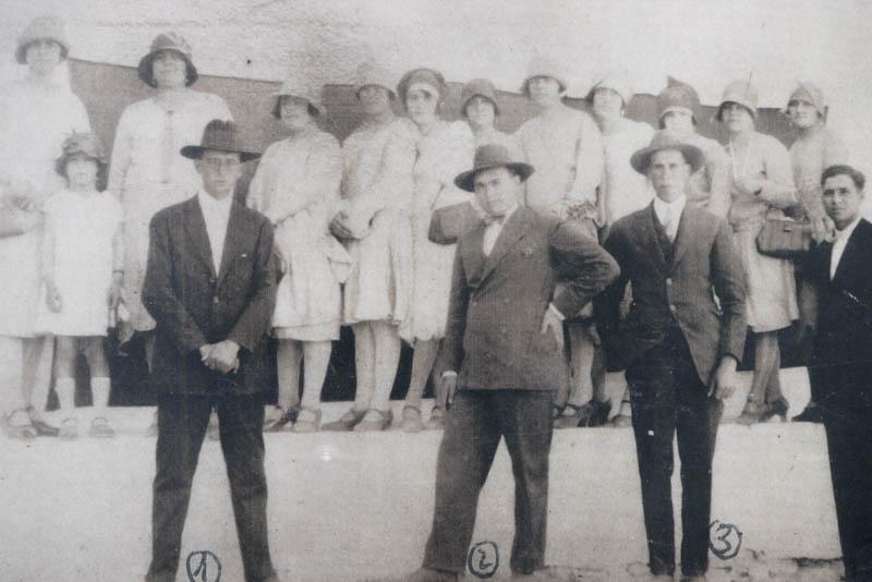 Grupo de amigos de San Bartolomé II