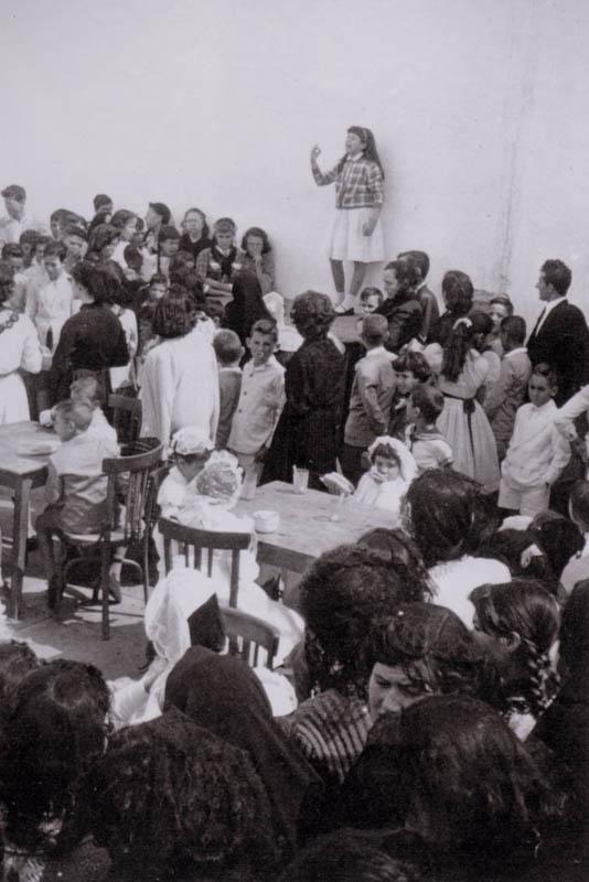 Día del Corpus en San Bartolomé