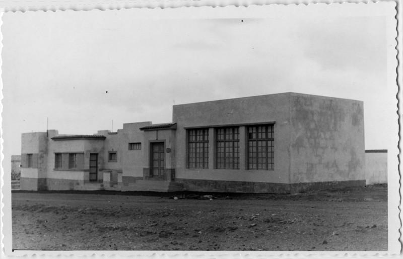 Escuela de Playa Blanca