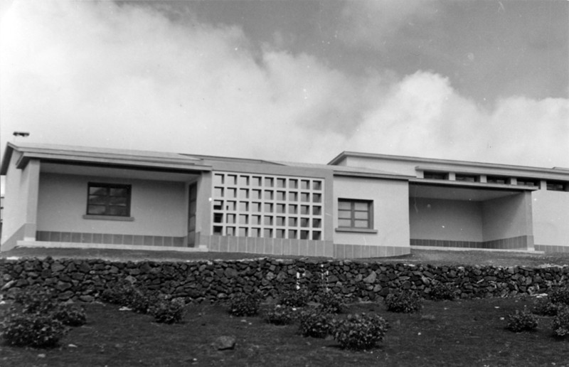 Antigua escuela de Máguez IV