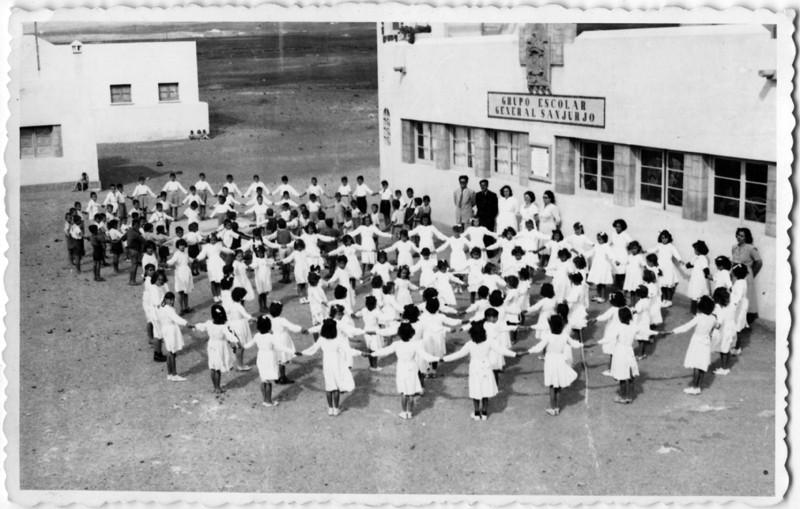 Grupo escolar Sanjurjo