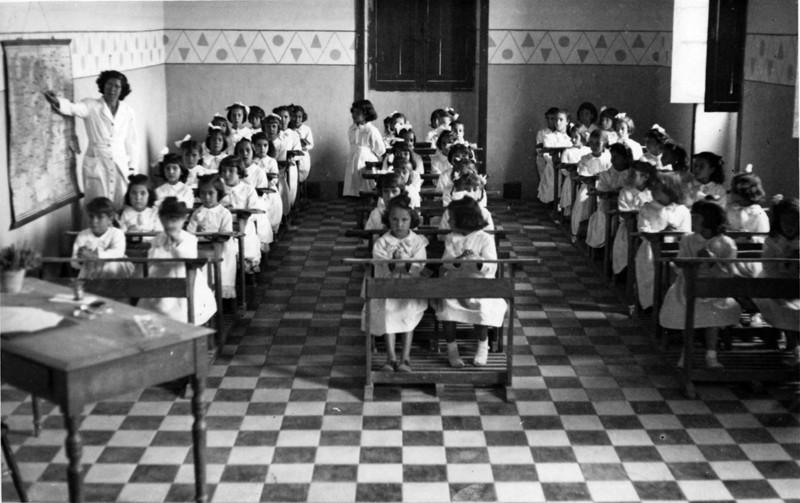 Escuela de Los Valles VII