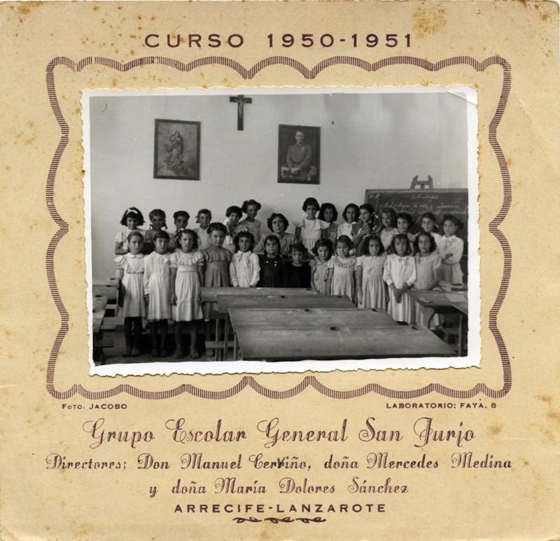 Grupo escolar Sanjurjo II