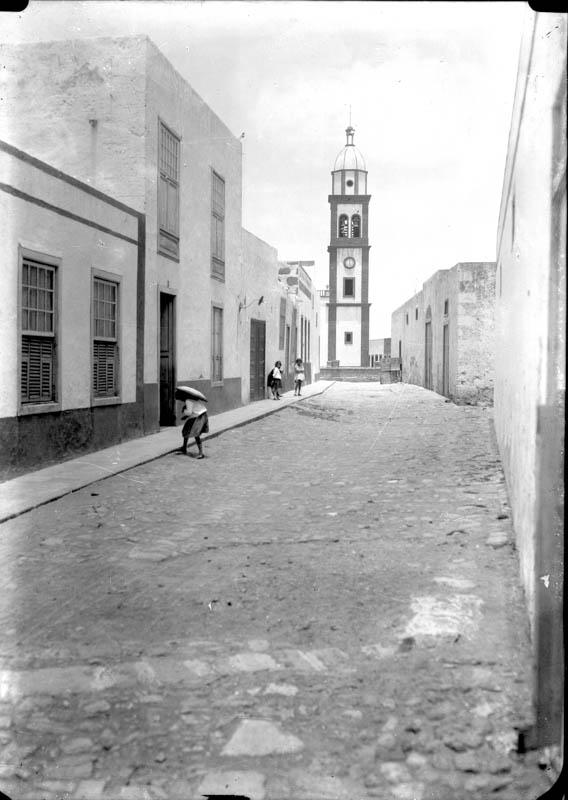Iglesia de San Ginés 1928