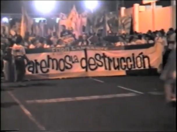 Manifestación del 27 de septiembre de 2002