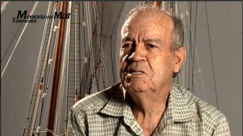 Memorias del Mar. Entrevista Marcial Cabrera Reyes