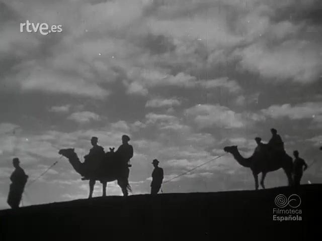 Visita de Carrero Blanco a Lanzarote y La Graciosa (1947)