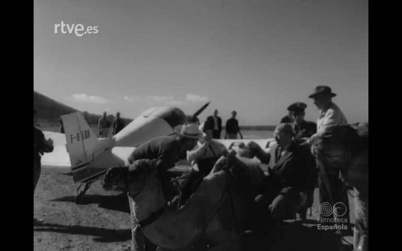 Primera asamblea aérea turística internacional (1963)