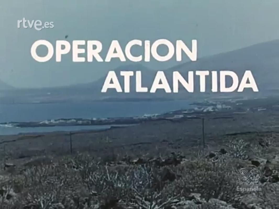 Operación Atlántida (1972)