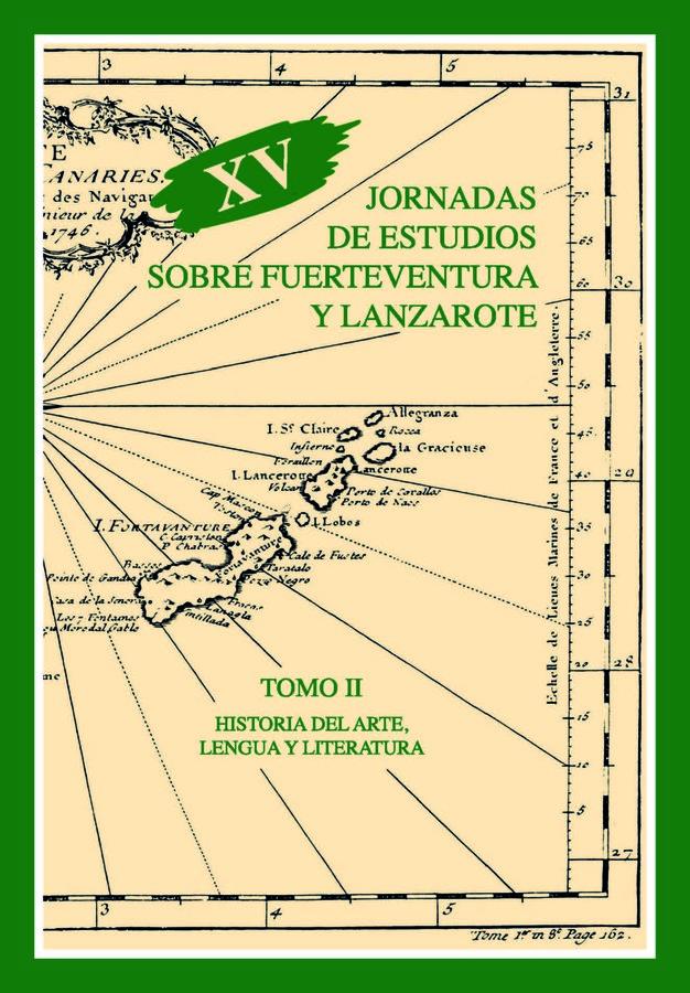 Lanzarote como espacio en la literatura canaria contemporánea