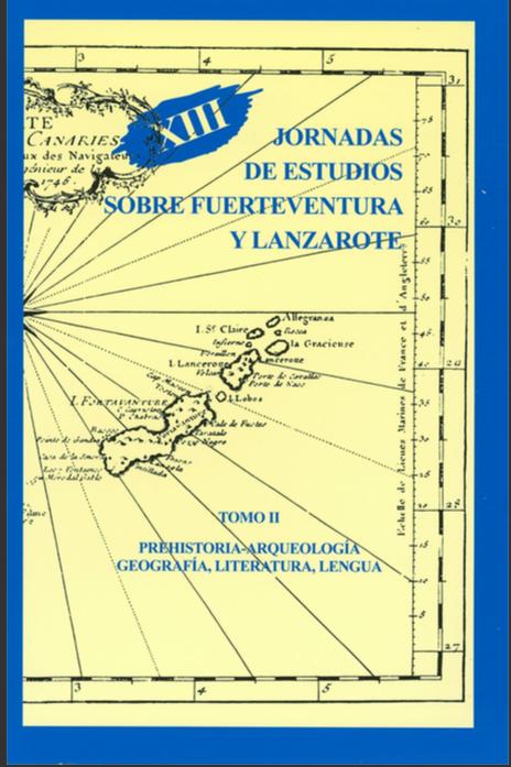 Estructuras arquitectónicas cultuales en el macizo de Famara. Haría y Teguise, Lanzarote.