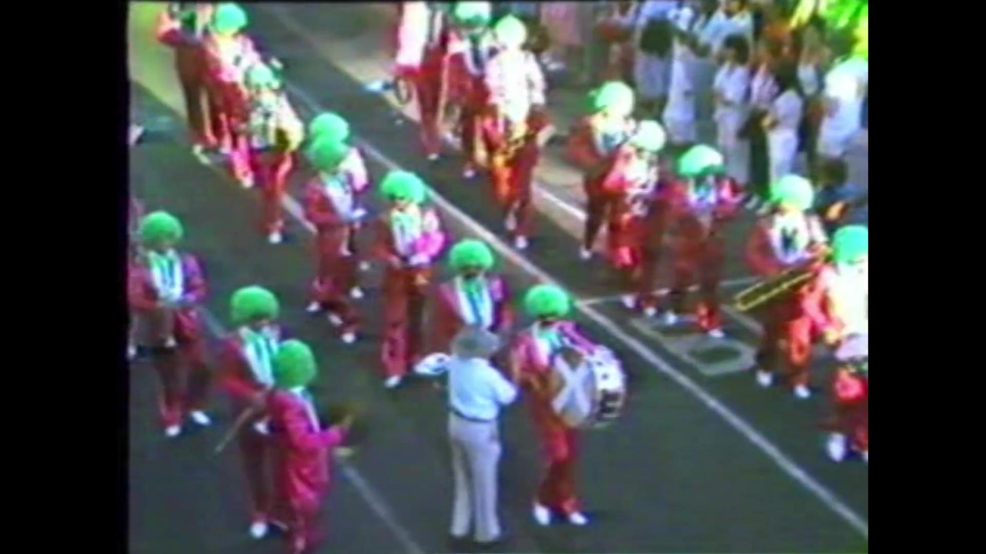 Coso del carnaval de Arrecife (1987)