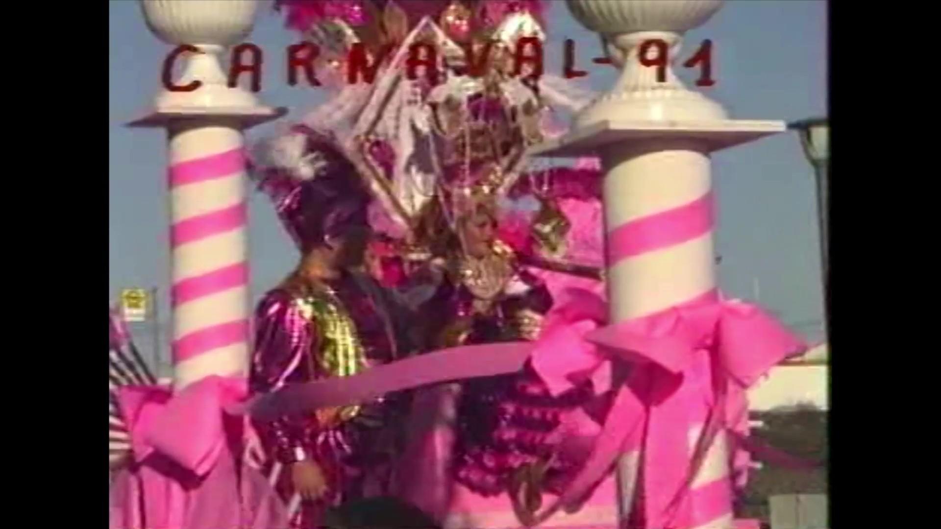 Coso del carnaval de Arrecife (1991)