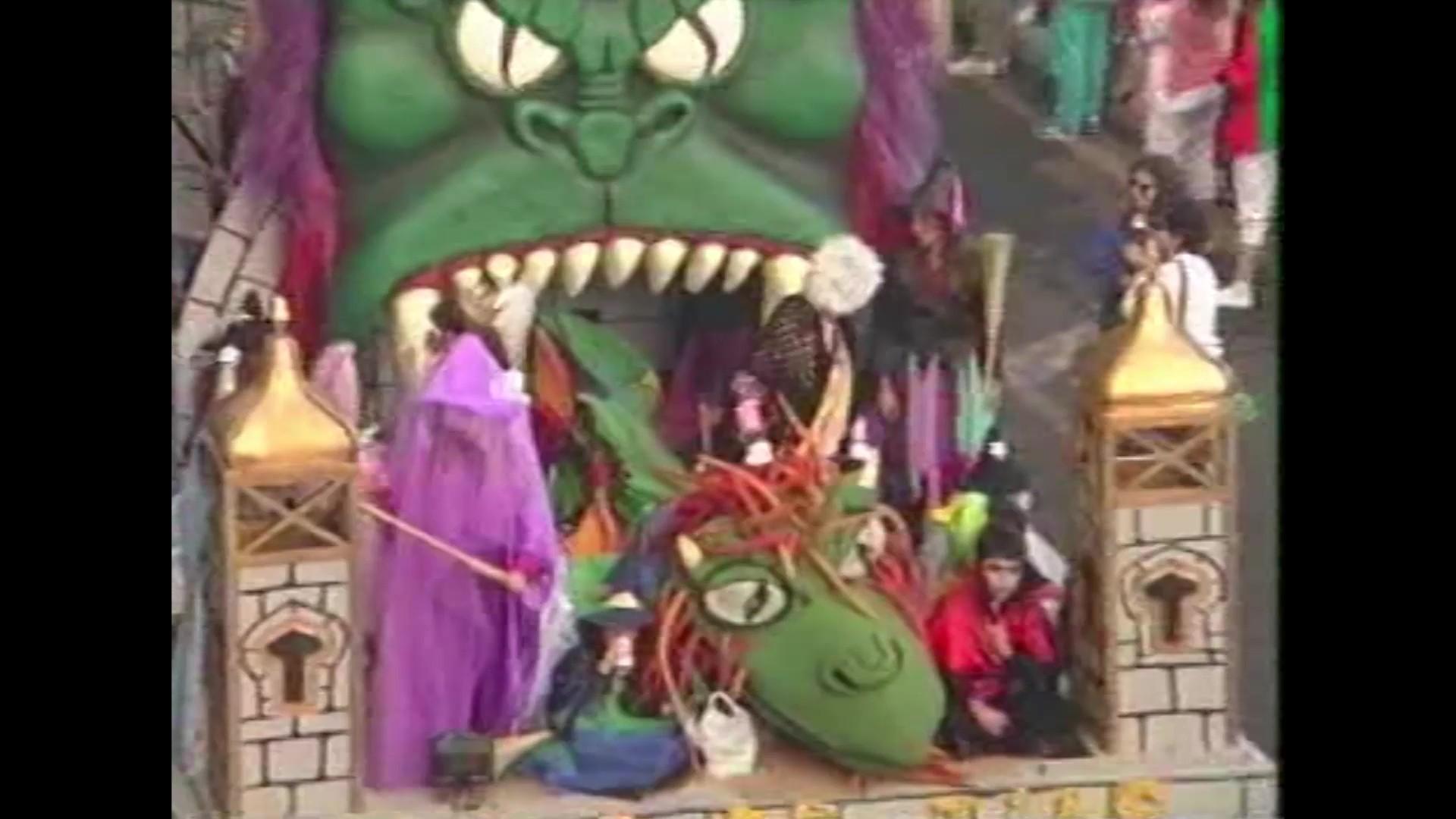 Coso del carnaval de Arrecife (1992)