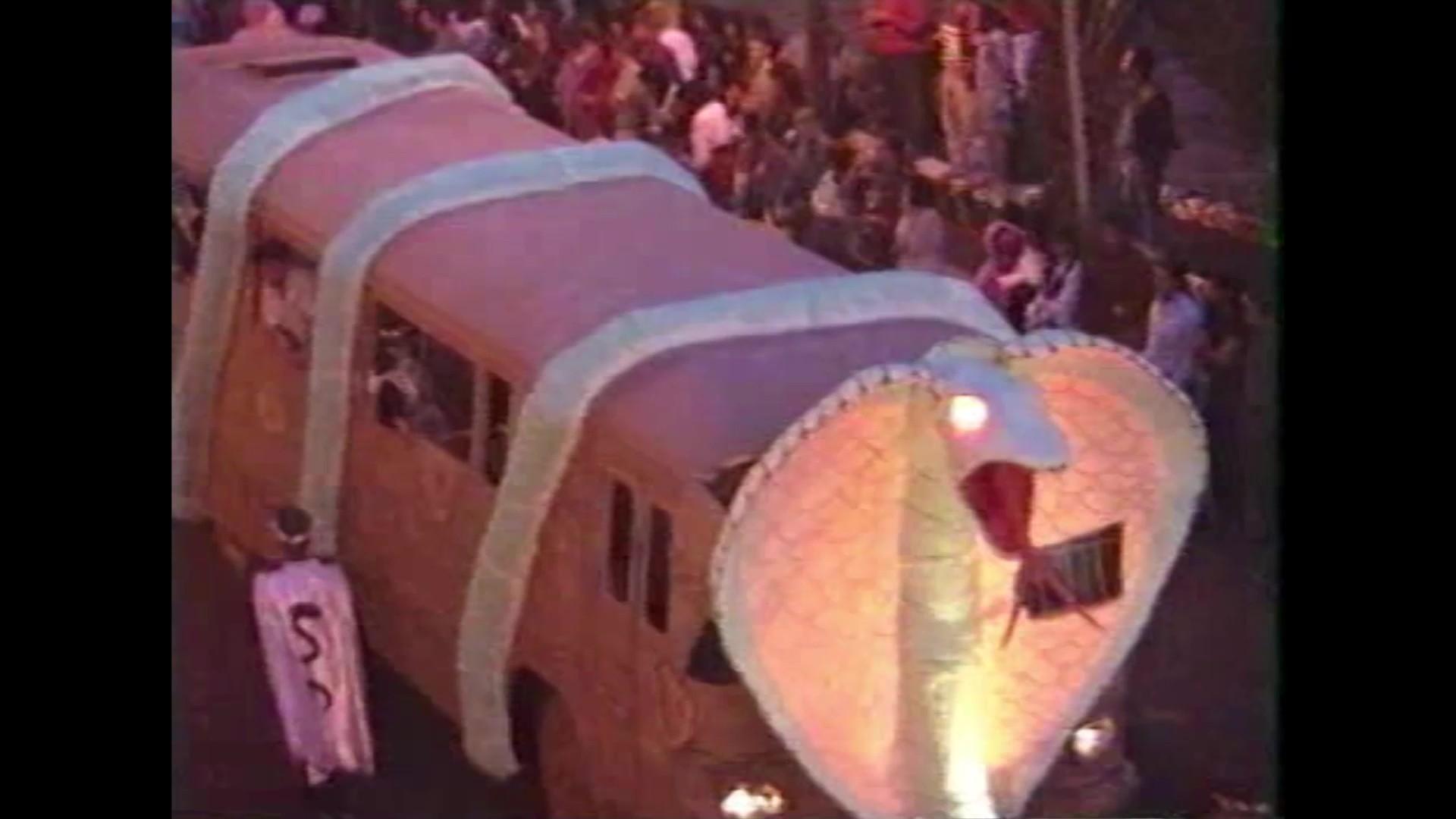 Coso del carnaval de Arrecife (1993)