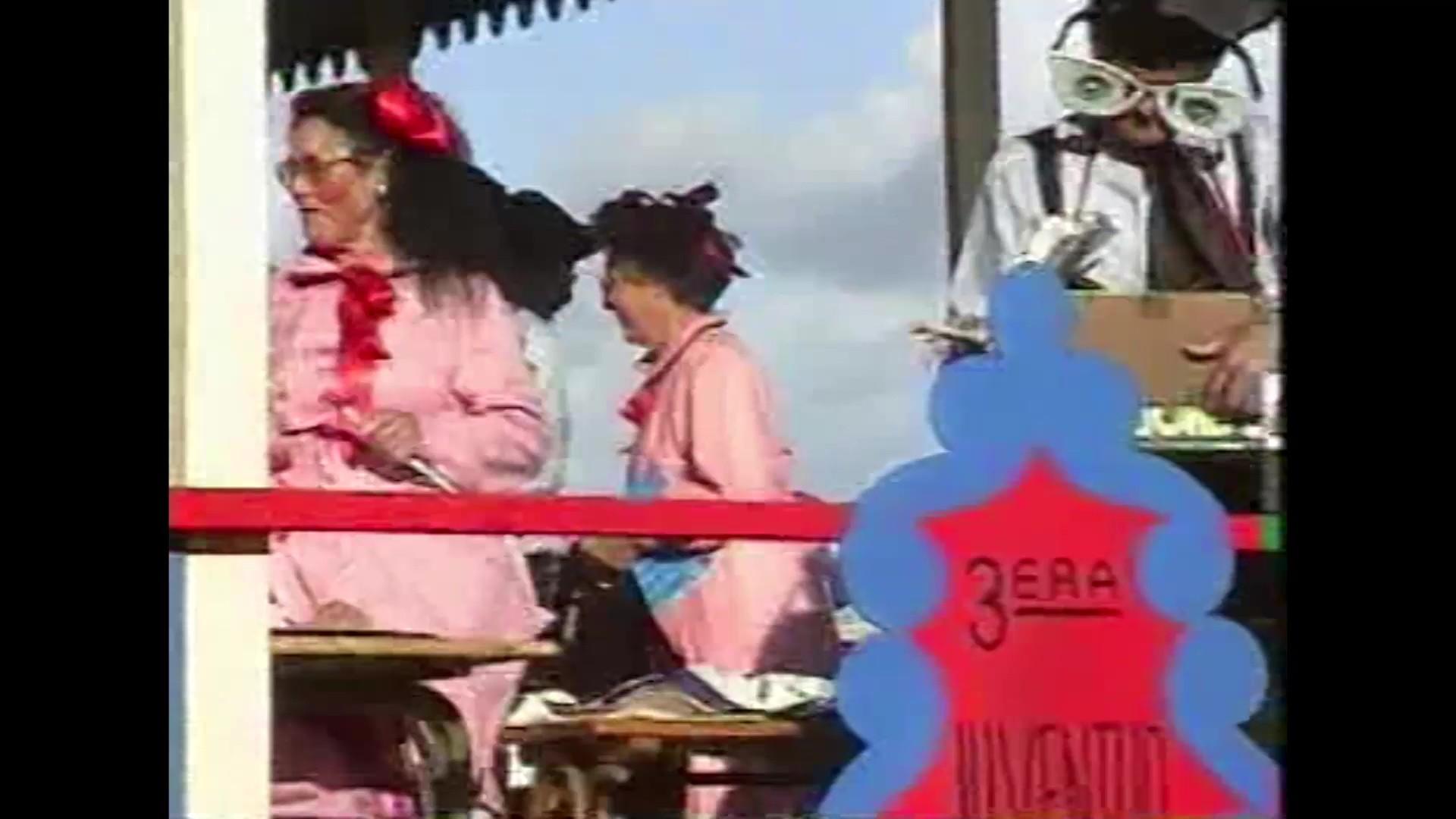 Coso del carnaval de Arrecife (1995)