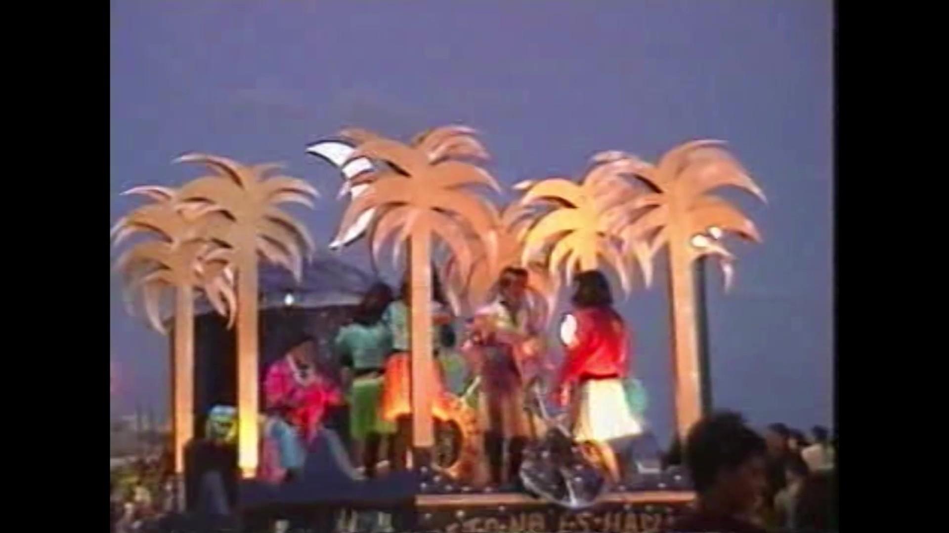 Coso del carnaval de Arrecife (1999)