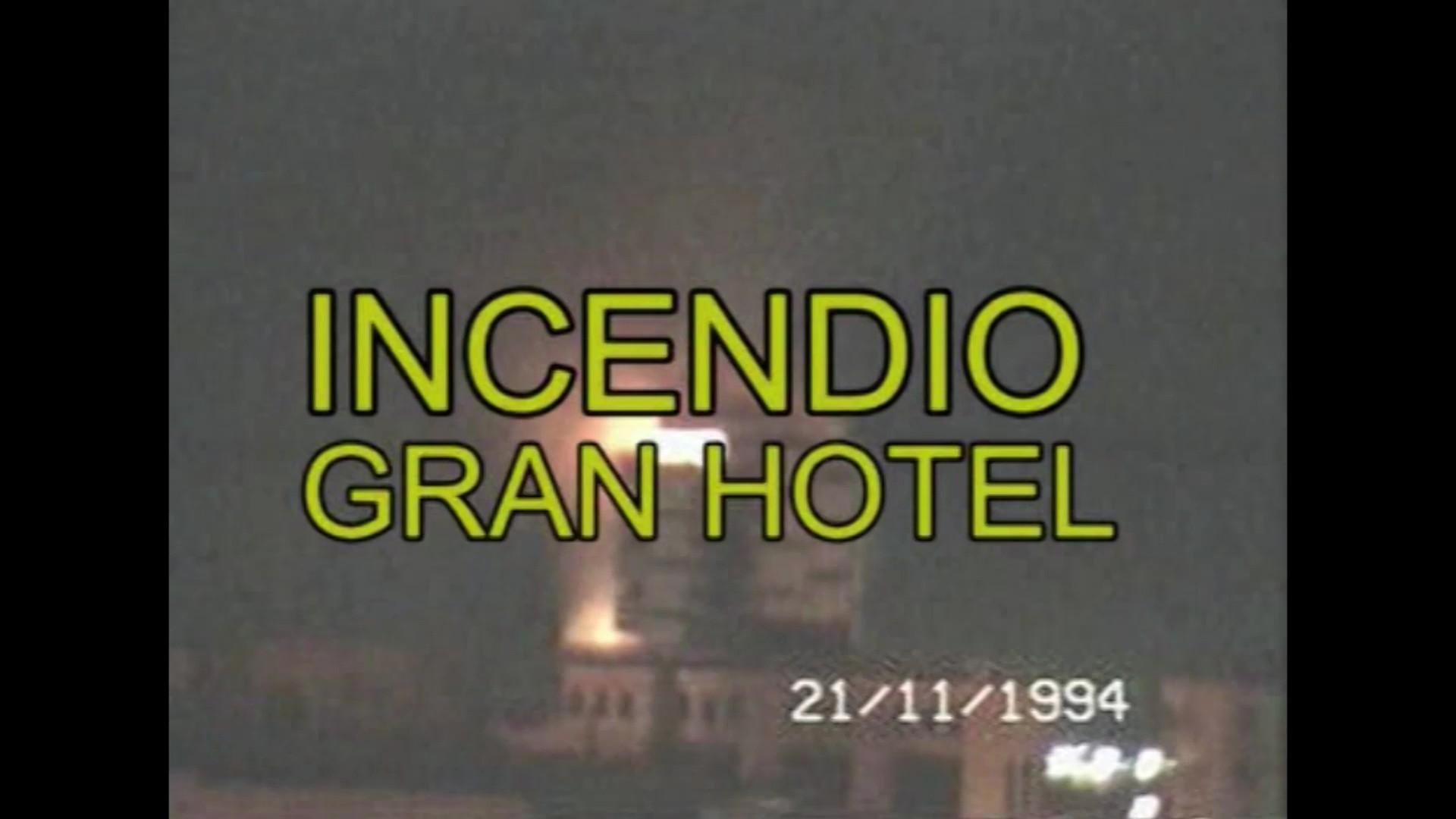 Incendio del Gran Hotel (1994)