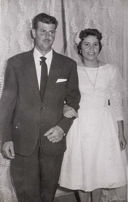 Boda de Antonio y Henedina