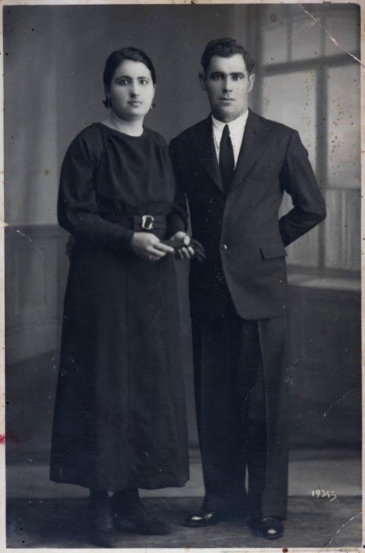 Matrimonio Gutiérrez-Cabrera