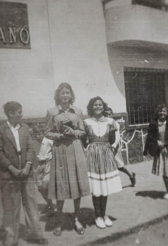 Manuela y Florita