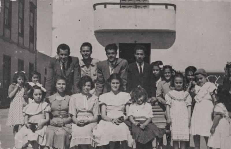 Familia Fuentes-Pérez