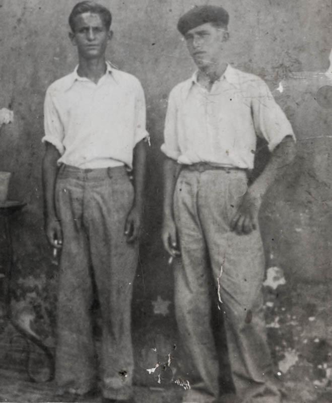 Felipe y Rafael