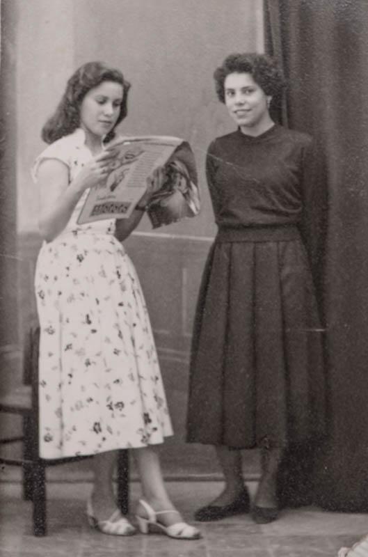 Henedina y Saro