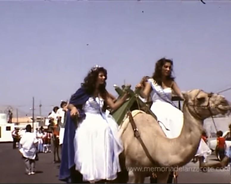 Corpus y fiestas de San Ginés 1982