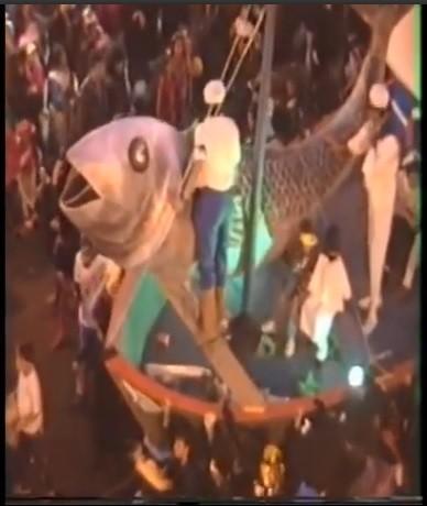 Entierro de la sardina 1992