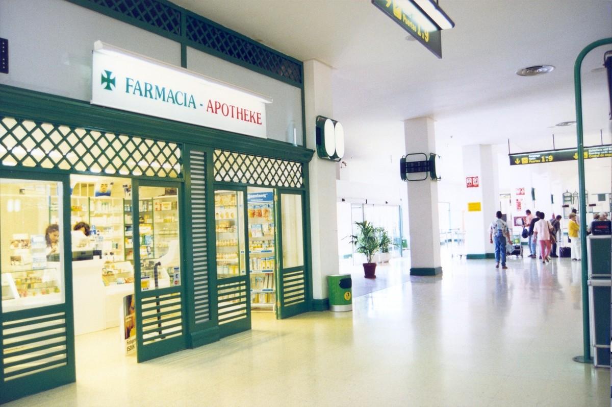 Antigua terminal del aeropuerto XXXIII